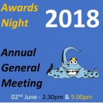 Presentation Night & AGM – Save the Date