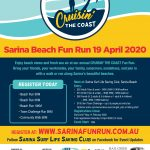 Cruisin' the Coast Fun Run – Sarina Beach – April 19 2020